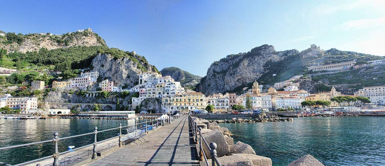 Amalfi Coast Tour - A self guided Itinerary