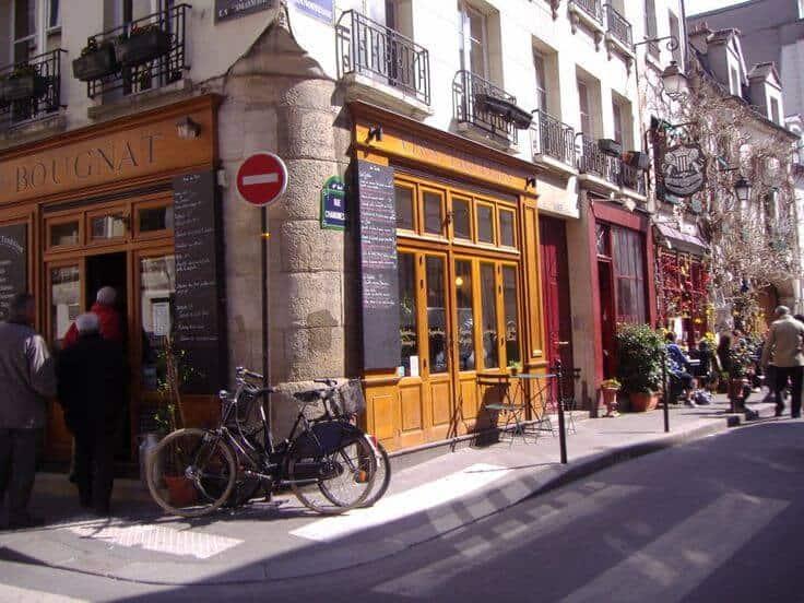 Paris places to go and Paris places to visit - Le Marais