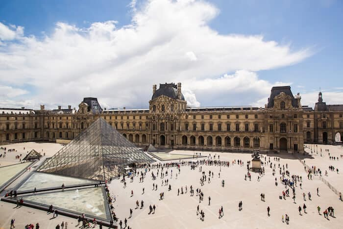 Free Things To Do in Paris France - Paris Things To Do - Louvre Museum