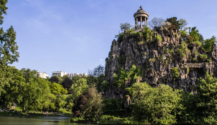 Paris Guide - What to do in Paris - Parc des Buttes-Chaumont