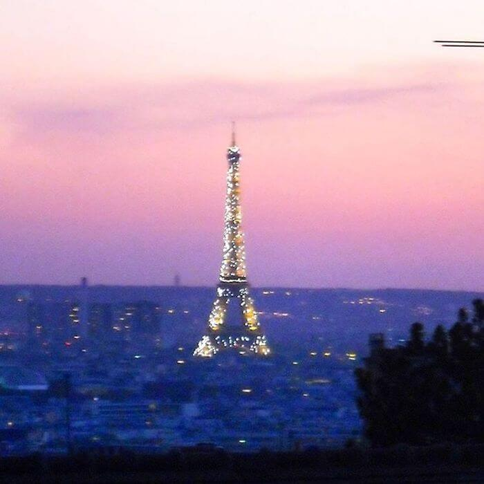 Free Things To Do in Paris France - Eiffel Tower Sparkle
