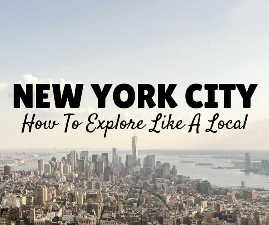 Incredible things to do in new york how to explore like for New york special things to do
