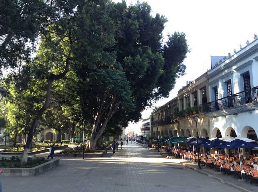 Oaxaca City Tourist Attractions