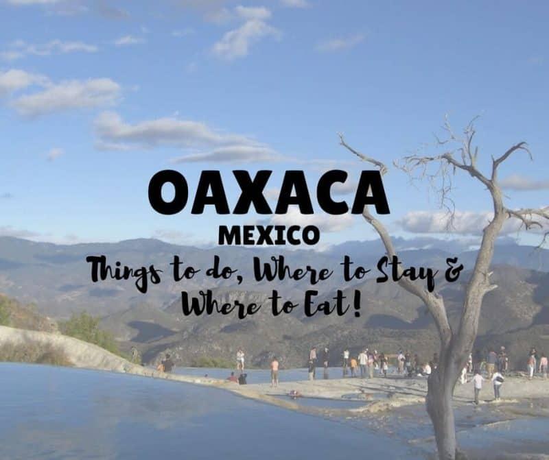 Incredible Things To Do in Oaxaca