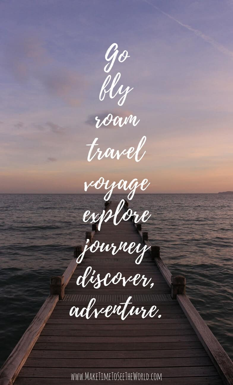 Keep It Moving Quotes 75 Inspirational Travel Quotes To Fuel Your Wanderlust
