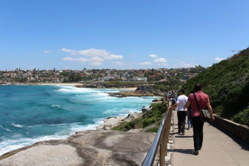 Sydney Beach Walk
