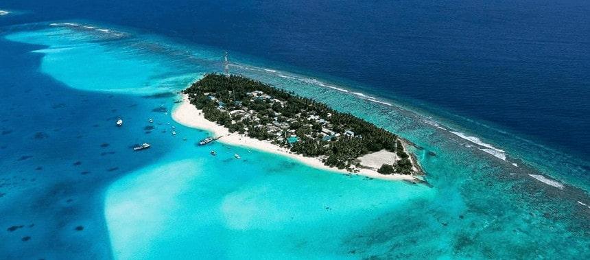 Vacation to Maldives