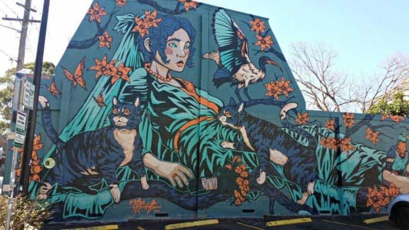 Street Art Sydney Things To Do