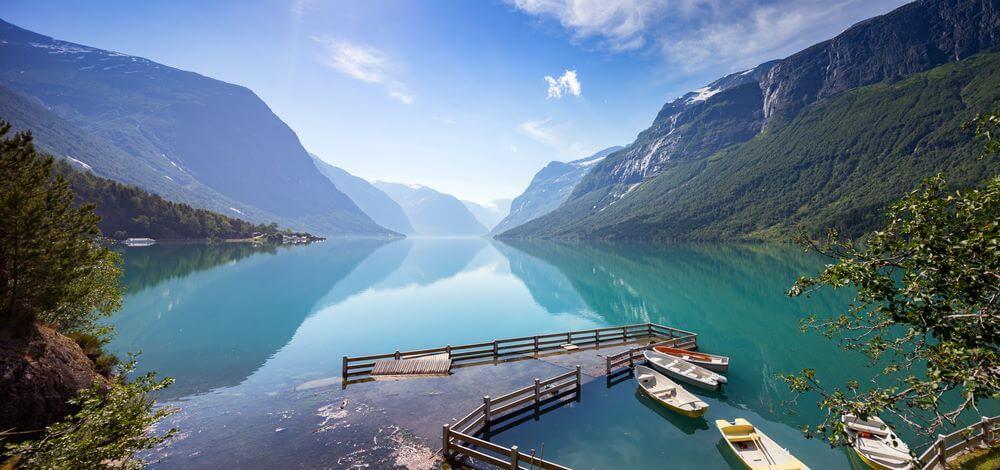 Lovatnet Lake - Things To Do in Loen