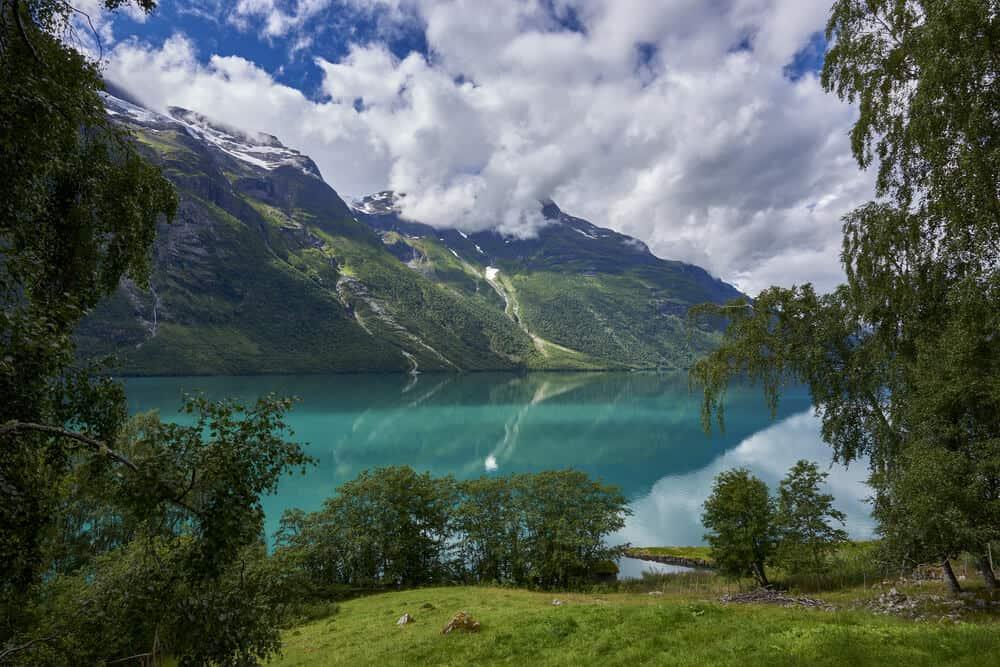 Kjenndalen Glacier - Activities in Loen Norway