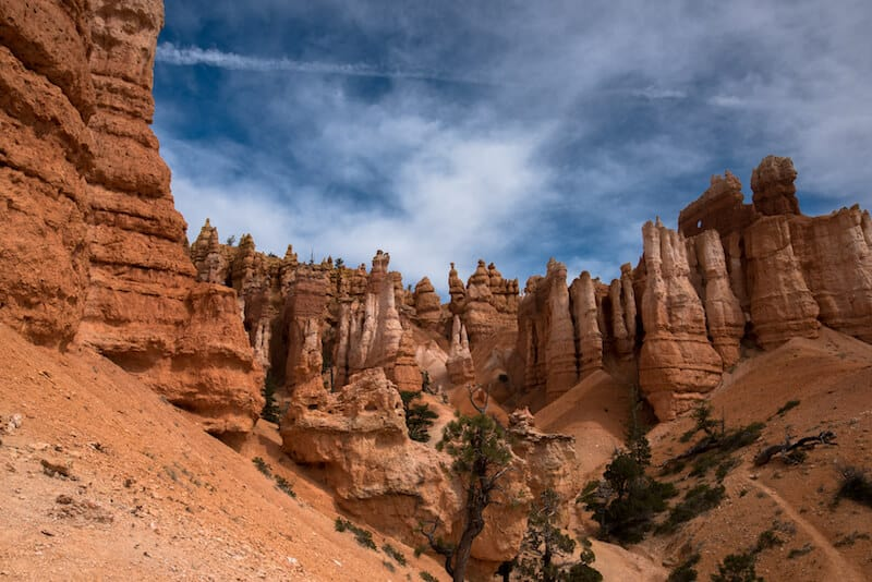 Bryce Canyon Points of Interest