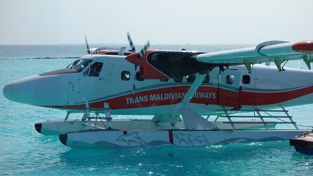 Maldives Holidays - Domestic Transfer by Sea Plane