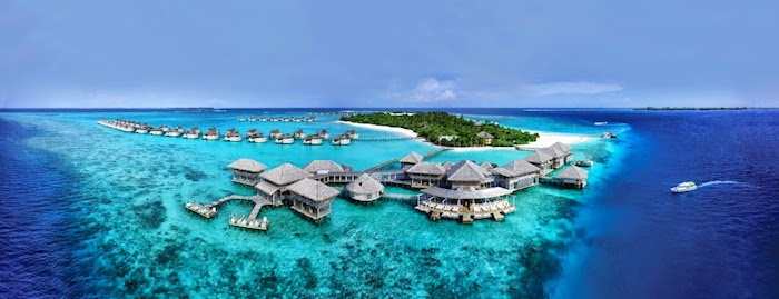 Best Resorts for a Maldives Vacation - The Six Senses is a Top Resort in Maldives