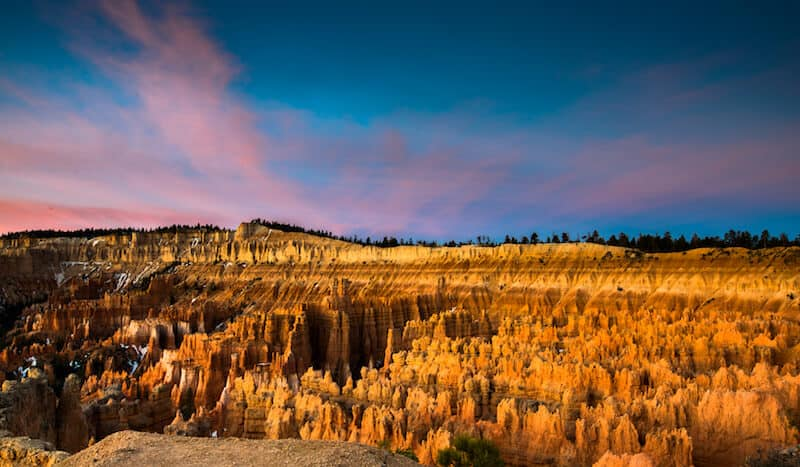 Sunset Point Bryce Canyon National Park