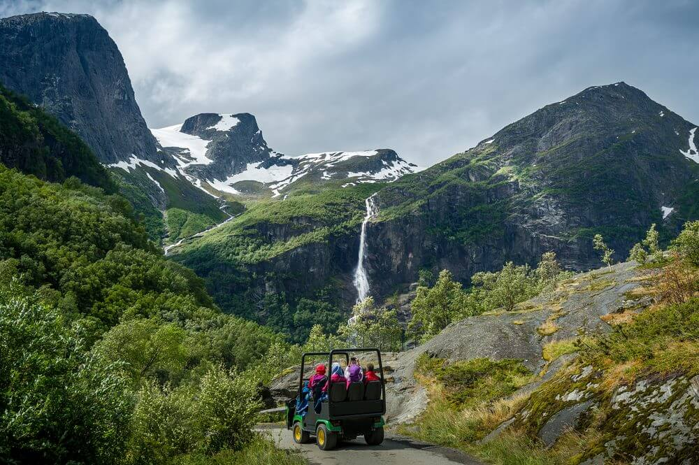 Day trip from Loen Norway