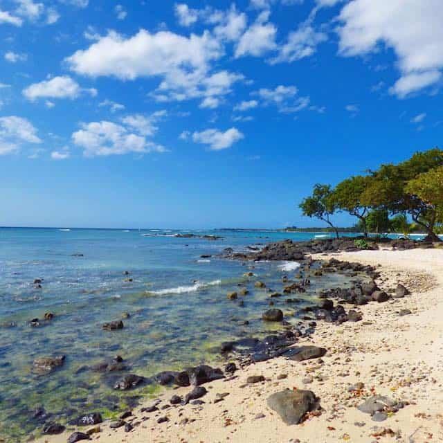 MAURITIUS - Mauritian Coastline - September 2016