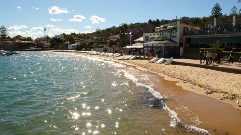 Top Sydney Beaches - Watsons bay