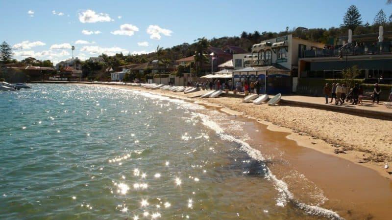 Top Sydney Beaches - Watsons bay