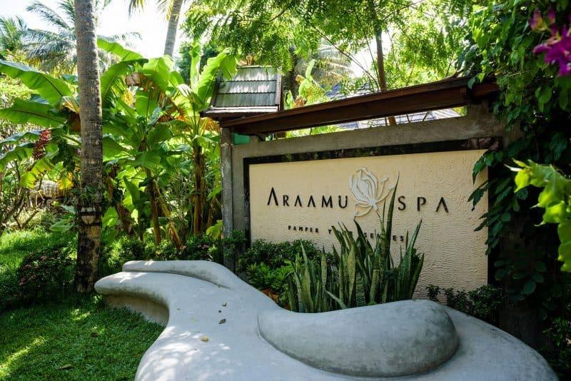 Araamu Spa Sun Island