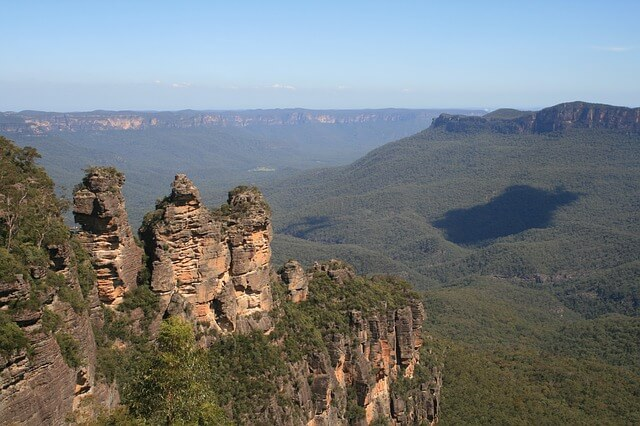 Australian National Parks - Blue Mountains