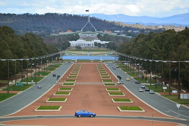 Australia Tourist Attractions - Canberra