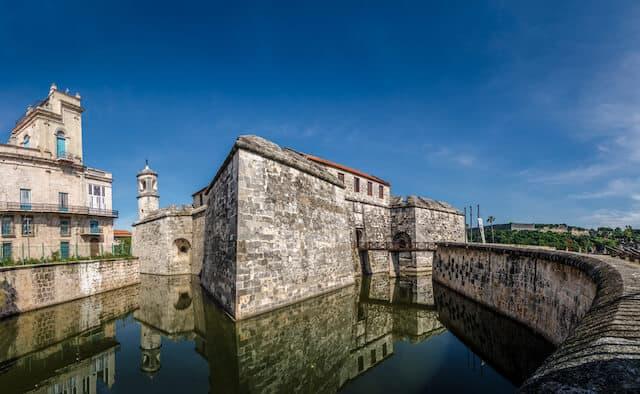 Castillo de la real Fuerza Havana