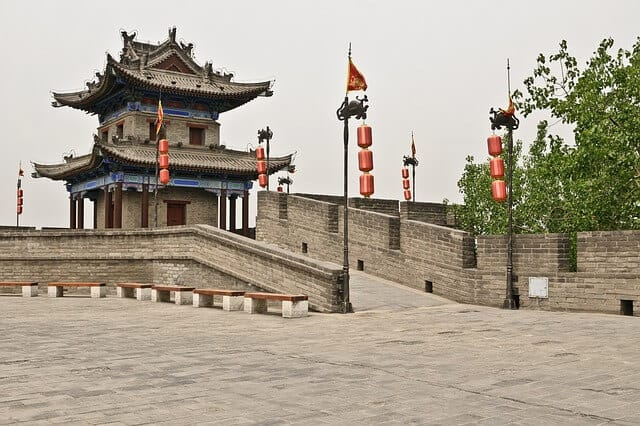 Places to visit in Xi an