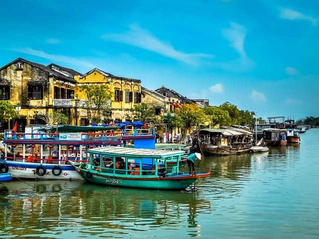Hoi An Vietnam Things To Do - UNESCO Hertitage Town