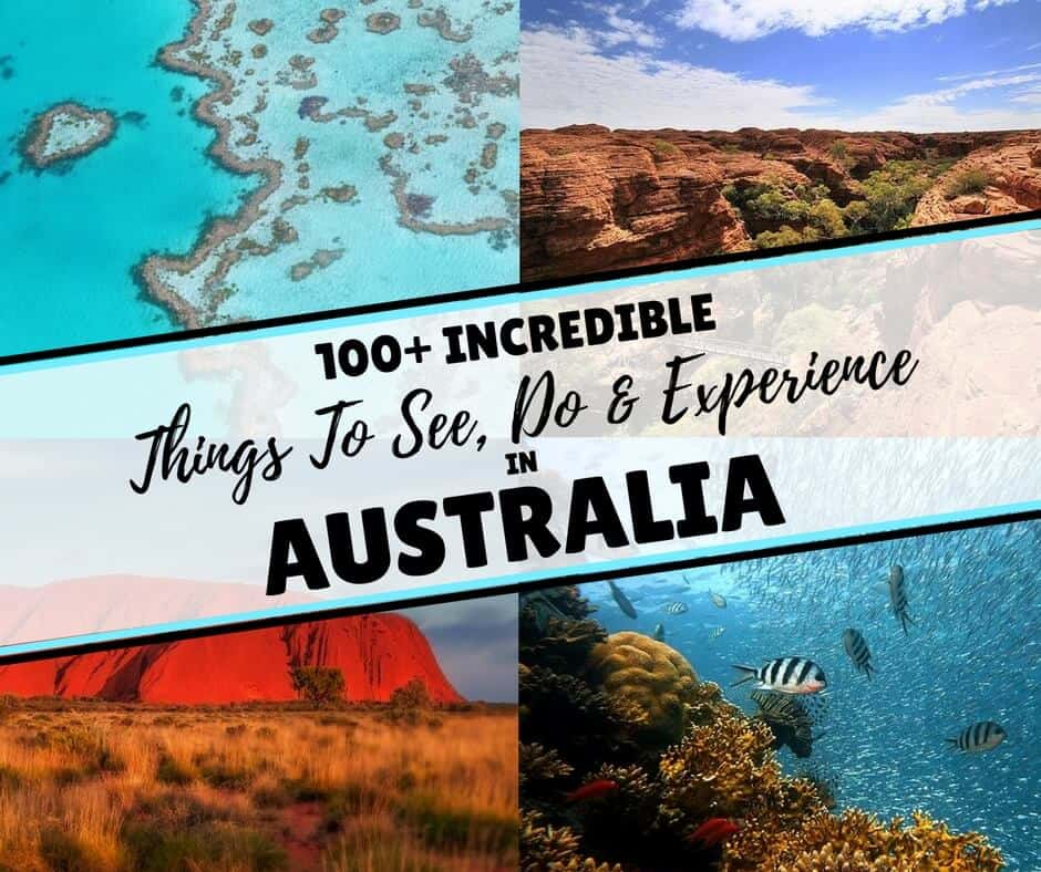 Awesome Things to Do in Australia