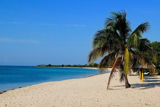 Playas del estes cuba