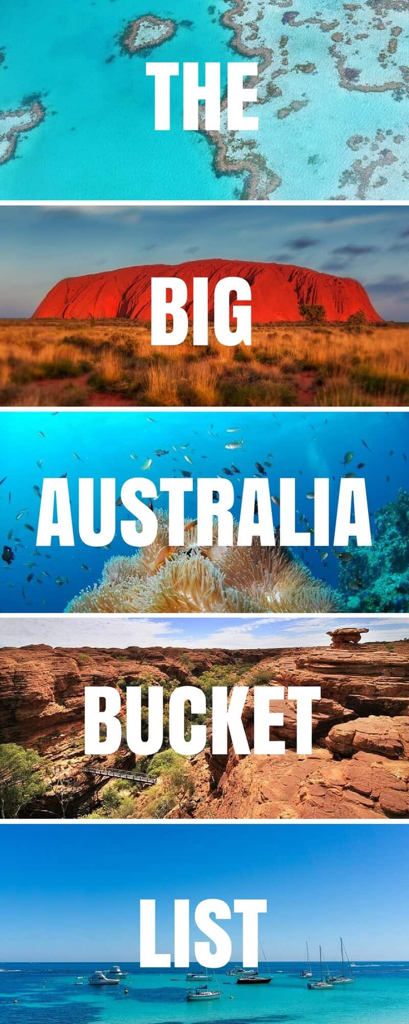 Incredible Things To Do in Australia & Iconic Australia Tourist Attractions