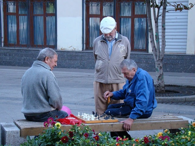 Things to do in Sofia - Play Chess