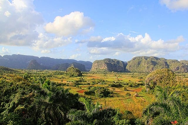 Day trips to Vinales from Havana Cuba