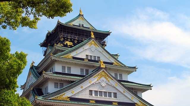 What to do in Osaka - Osaka Castle