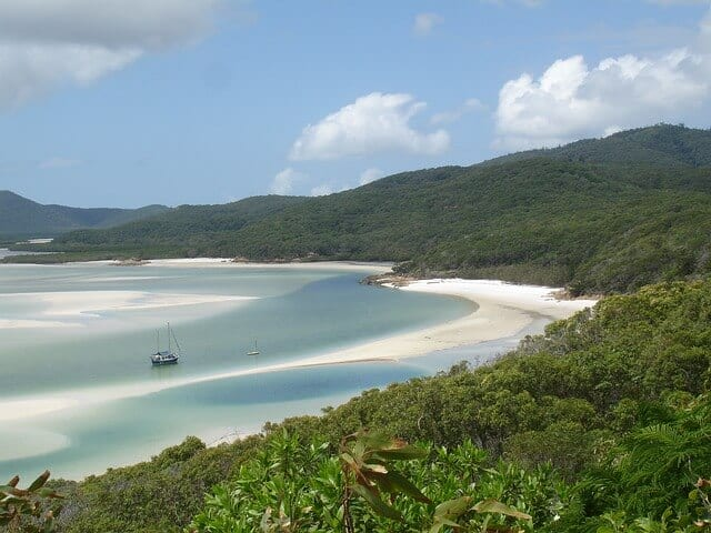 QLD National Parks - Whitsundays National Park