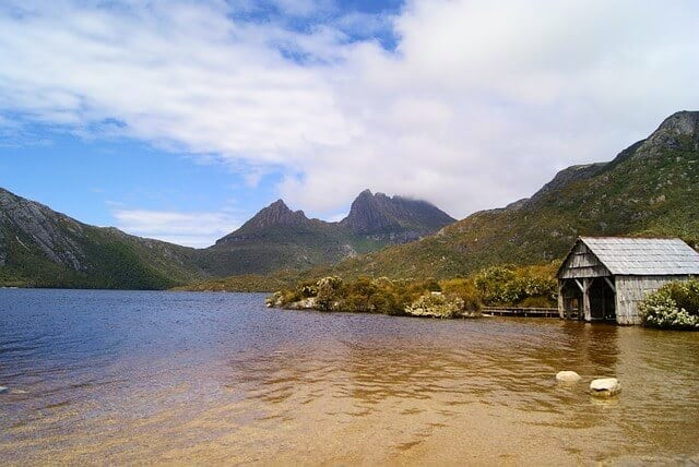 Australia Tourist Attractions - Cradle Mountain National Park, Tasmania