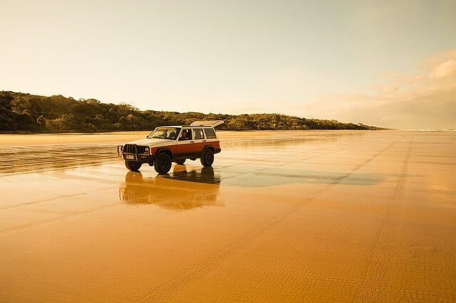 Australia Tourist Attractions - Fraser Island
