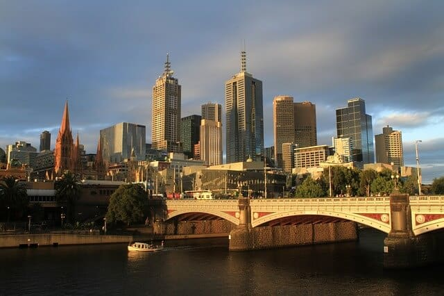 Places to visit in Australia - Melbourne