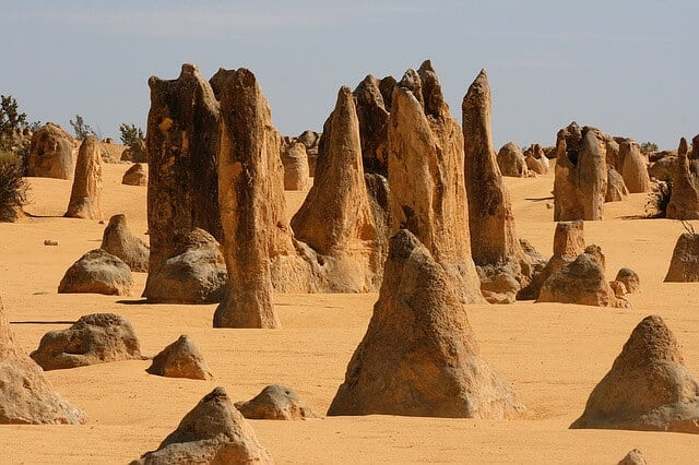 What to do in Australia - see the Pinnacles