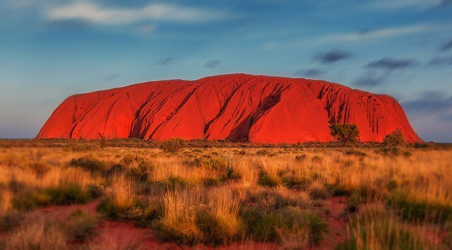 Uluru National Park - Ayres Rock