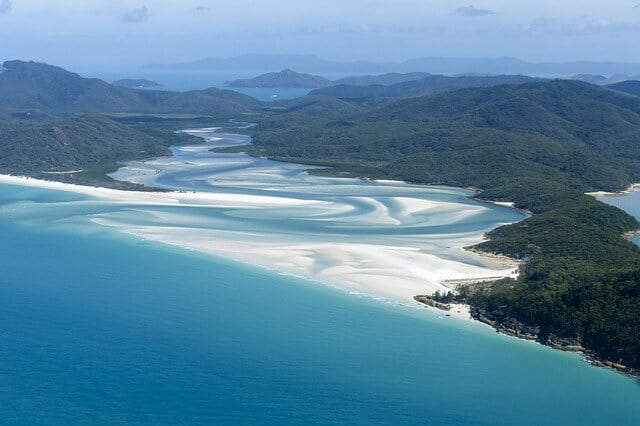 Australia Attractions - White Haven Beach, QLD