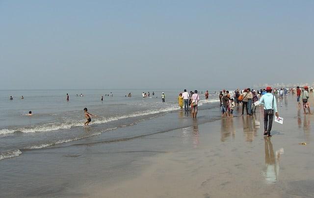 Mumbai points of interest - beaches