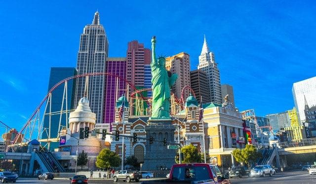 Las Vegas Casion New York New York
