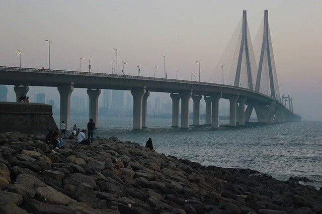 Mumbai Tourism - Sea Link