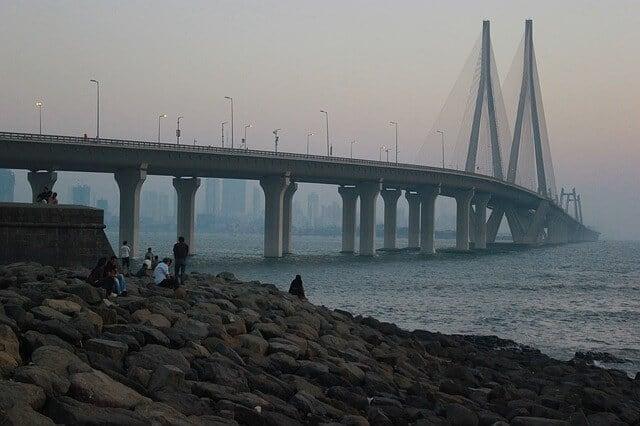 Mumbai Tourism - Sea Link