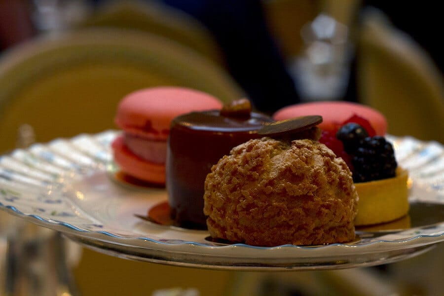 best things to do in London - afternoon tea