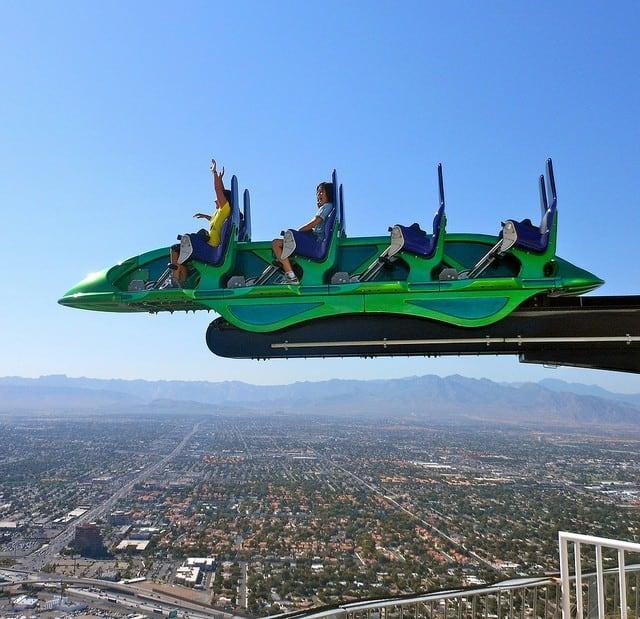 X Scream Stratosphere Las Vegas