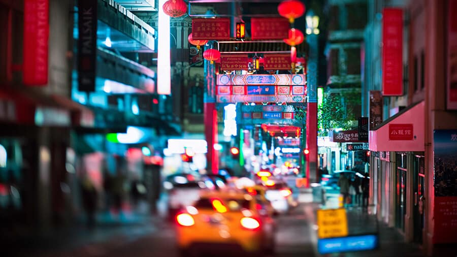Places to see in Kuala Lumpur - China Town