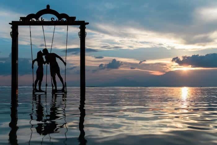 Gili Islands - Gili T Ocean Swings