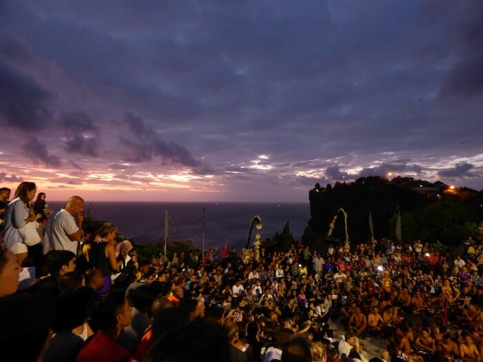 Places to visit in Bali Indonesia - Uluwatu Temple